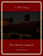 At The Wall : Stockart Background