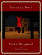 Everburning Torch : Stockart Background