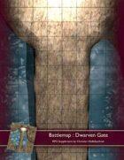 Battlemap : Dwarven Portal