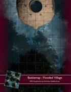 Battlemap : Flooded Village
