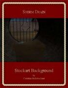 Storm Drain : Stockart Background