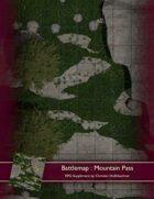 Battlemap : Mountain Pass
