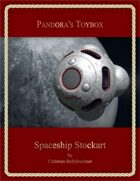 Pandora's Toybox : Spaceship Stockart