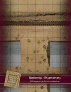 Battlemap : Encampment