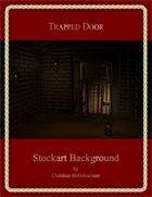 Trapped Door : Stockart Background
