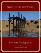 Skeletons In The Water : Stockart Background