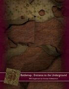Battlemap : Entrance To The Underground