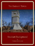 The Radiant Tower : Stockart Background