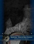 Battlemap : Asteroid Base Entrance