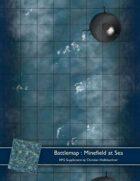 Battlemap : Minefield At Sea