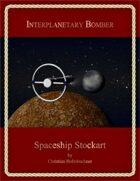 Interplanetary Bomber : Spaceship Stockart