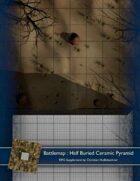 Battlemap : Half Buried Grave