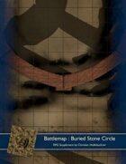 Battlemap : Buried Stone Circle