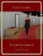 Hotel Corridor : Stockart Background
