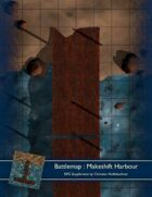 Battlemap : Makeshift Harbour