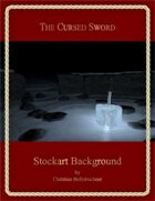 The Cursed Sword : Stockart Background