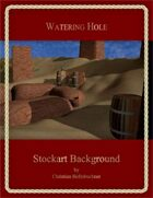 Watering Hole : Stockart Background