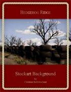 Hedgehog Ridge : Stockart Background
