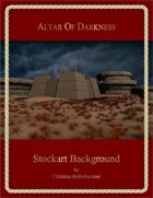 Altar of Darkness : Stockart Background