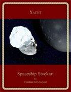 Yacht : Spaceship Stockart
