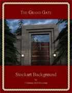 The Grand Gate : Stockart Background