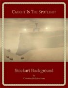 Caught in the Spotlight : Stockart Background