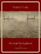 Dried Up Lake : Stockart Background