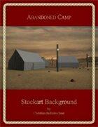 Abandoned Camp : Stockart Background