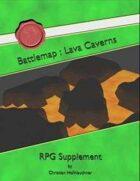 Battlemap : Lava Caverns