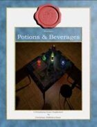 Stockart : Potions & Beverages