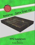 Battlemap : Castle Great Hall