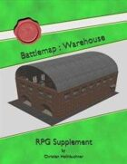 Battlemap : Warehouse