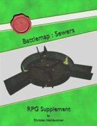 Battlemap : Sewers