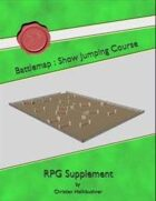Battlemap : Show Jumping Course