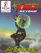 Powers Beyond - The First Fantastic Supplement