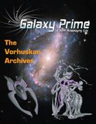 Galaxy Prime - The Vorhuskan Archives