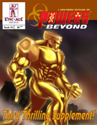 Powers Beyond - The Third Thrilling Supplement