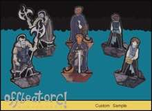 Custom Sample Miniature Set