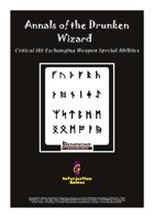 Annals of the Drunken Wizard: Critical Hit-Exchanging Weapon Special Abilities [PFRPG]