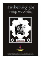 Tinkering 301: Pimp My Alpha