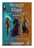 Strange Magic - Ethermagic, Composition, and Truemagic