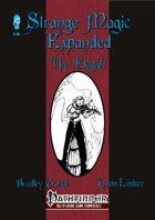 Strange Magic Expanded - The Elegist