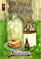 Ultimate Herbalism (PFRPG Edition)