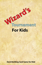 Wizard's Tournament for Kids