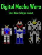 Digital Mecha Wars