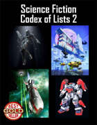 Science Fiction Codex of Lists 2