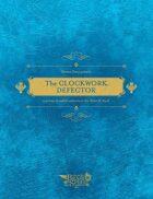 Brass & Steel: The Clockwork Defector - PAM1501