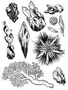 Zelart041 - Shiny Rocks & Fossils