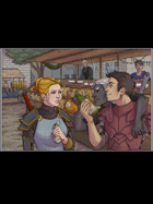 Zelart 045: Adventuring Party (Scholarship Donation)