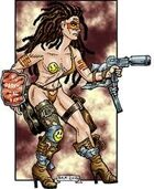 CAC350-Post-Apocalypse-Gunfighter-Babe